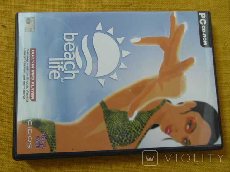 Диск-игра для компютера.№63, фото №4