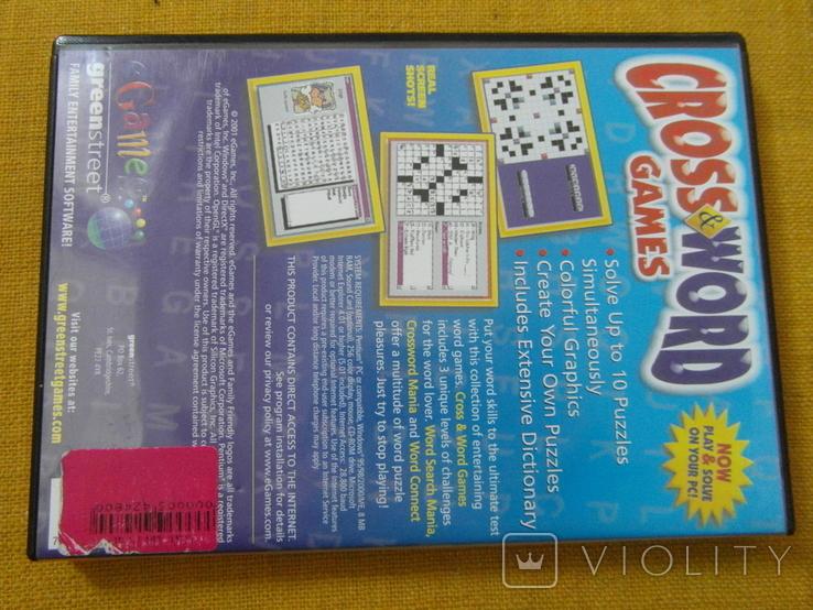 Диск-игра для компютера.№64, фото №4
