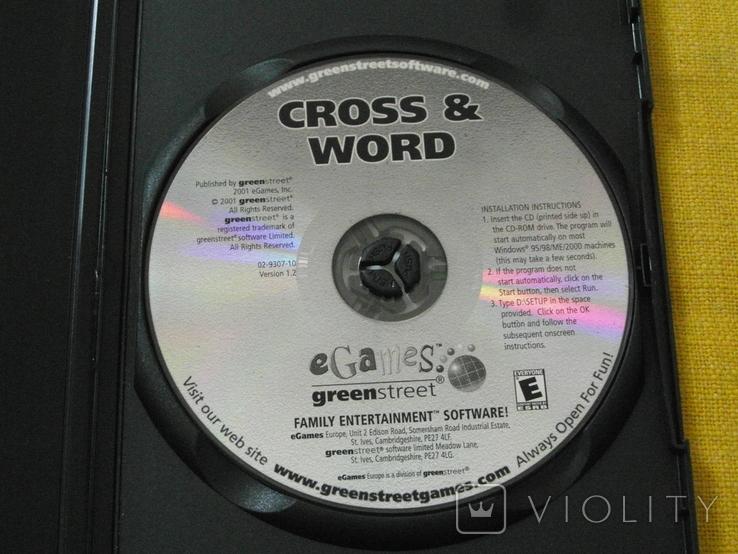 Диск-игра для компютера.№64, фото №8