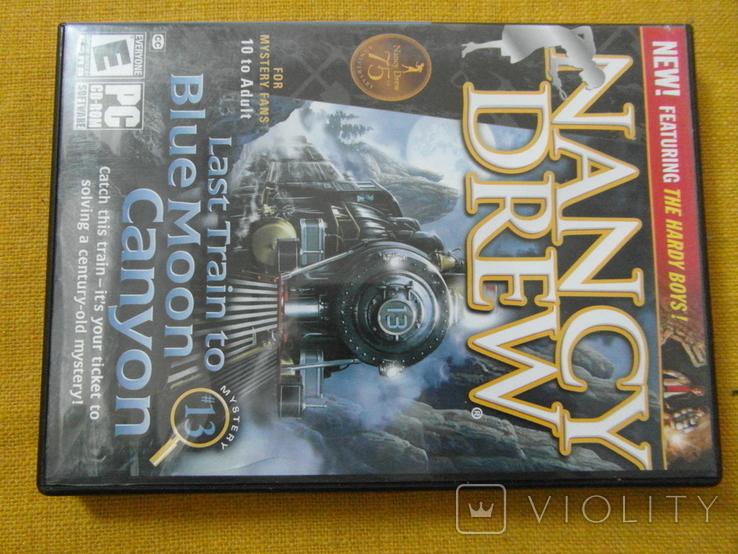 Диск-игра для компютера.№65.цена за два., фото №4