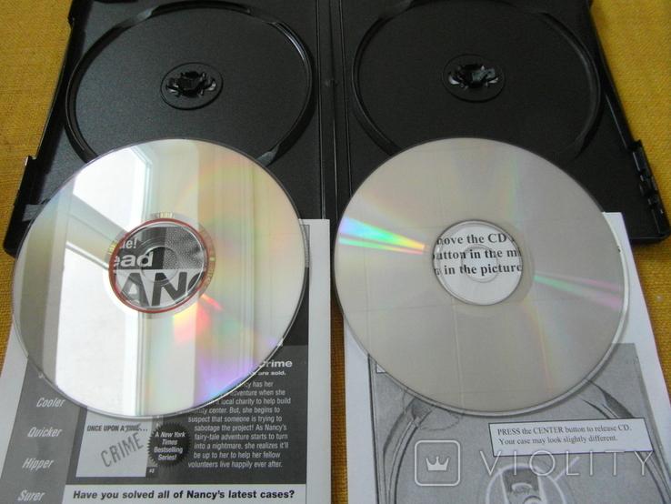Диск-игра для компютера.№67.цена за два., фото №3
