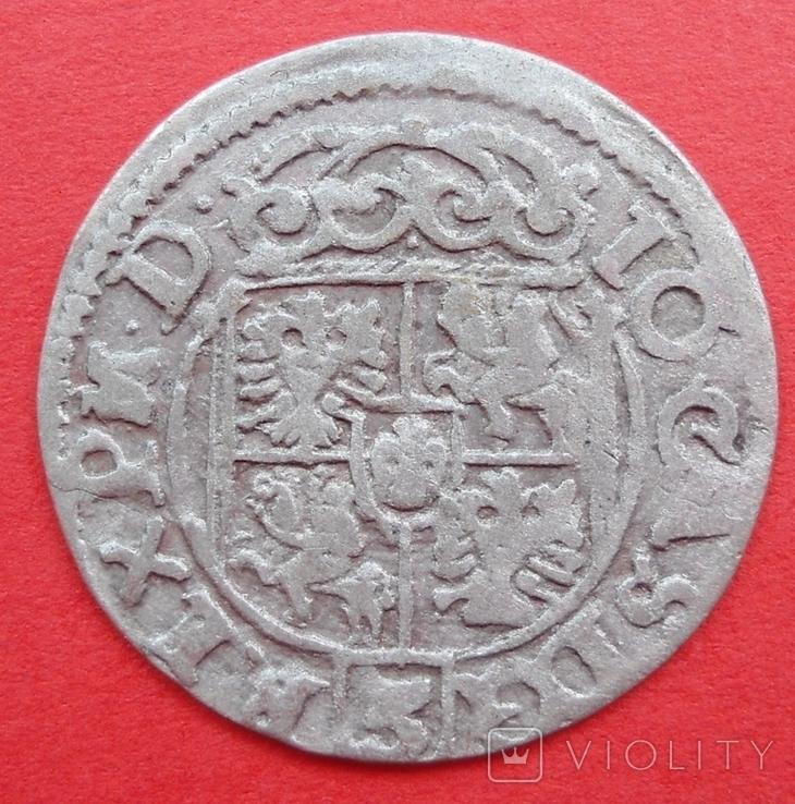 Полторак 1661 года Ян ll Казимир, фото №3