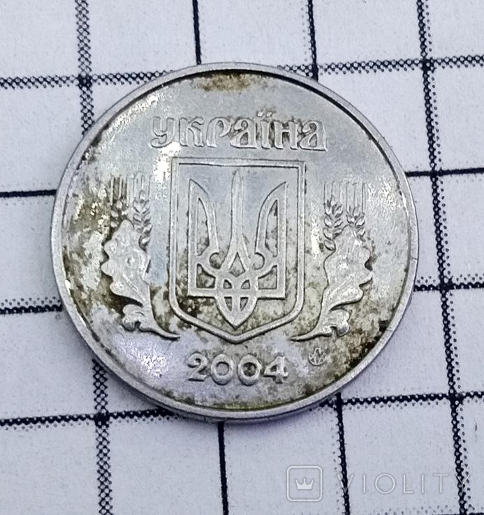 1 копейка 2004 Украина, фото №3