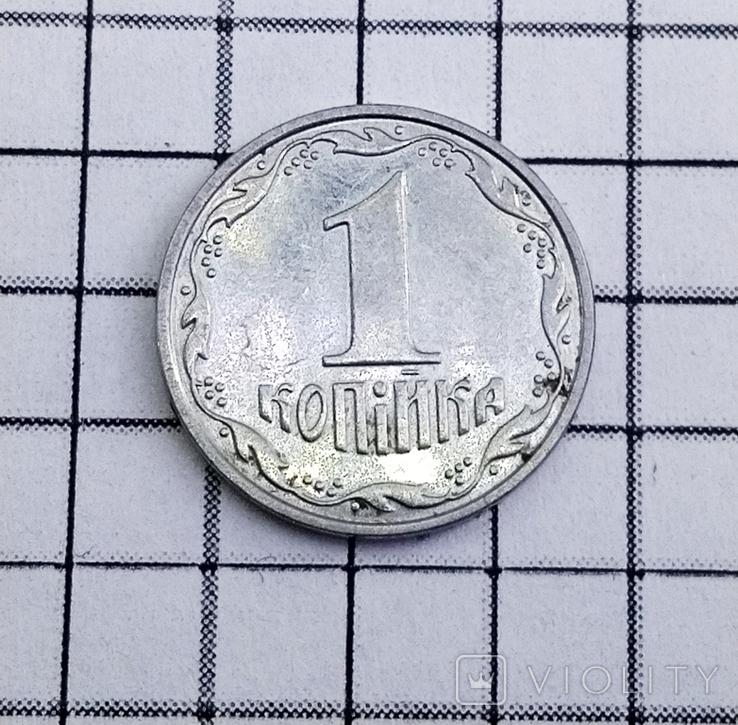 1 копейка 2004 Украина, фото №5