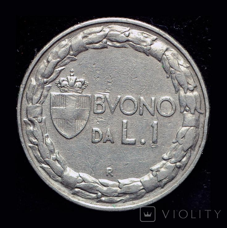 Италия лира 1924, фото №3