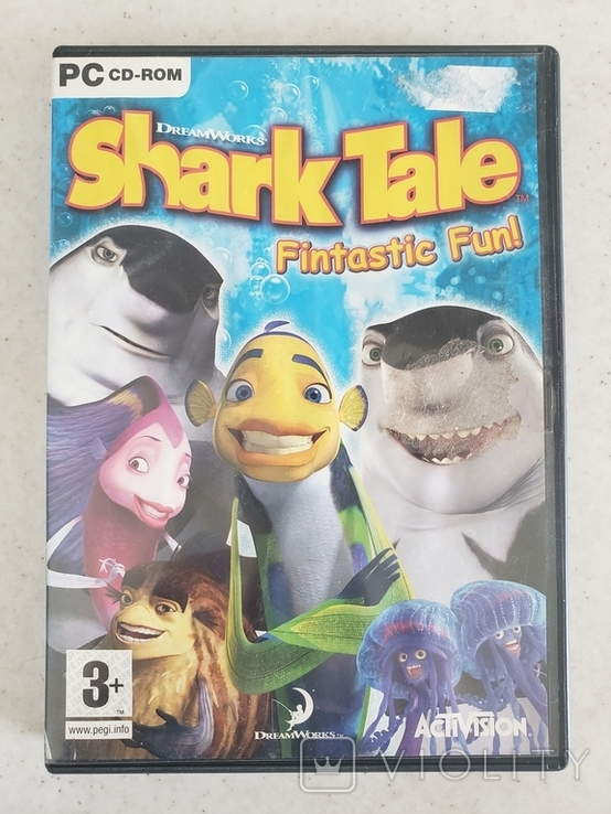 Shark Tale (PC), фото №2