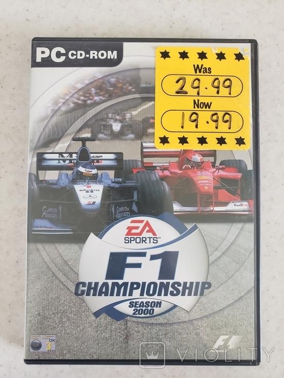 F1 Championship 2000 (PC), фото №2