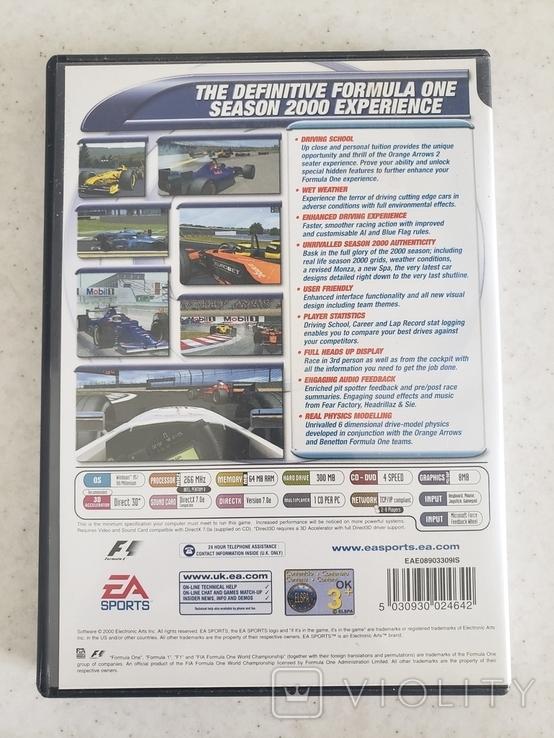 F1 Championship 2000 (PC), фото №3