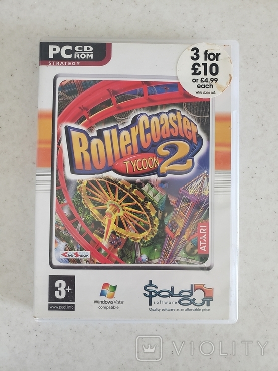 Roller Coaster Tycoon 2 (PC), фото №2