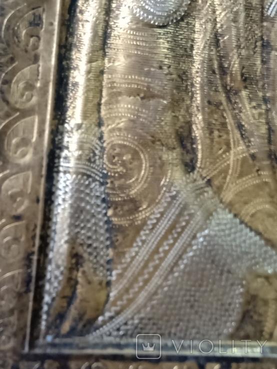 Венчальная пара (серебряные оклады), фото №4