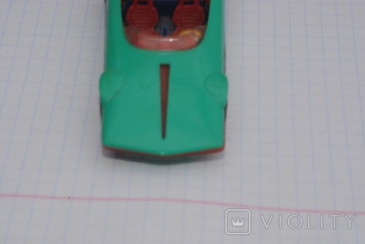 Машинка Bertone 143 Сделано в СССР, фото №4