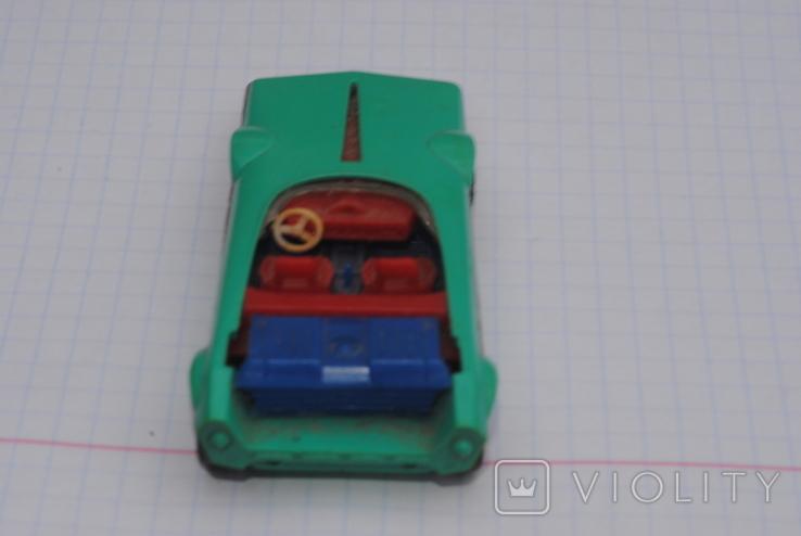 Машинка Bertone 143 Сделано в СССР, фото №5