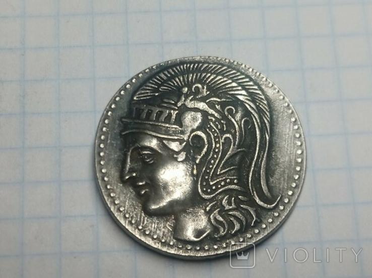 Древняя Греция тип 10 копия, фото №3