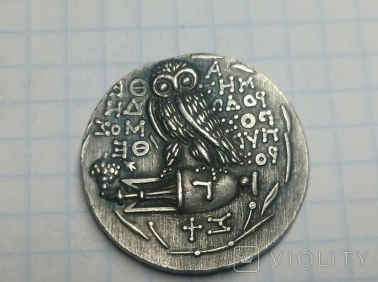 Древняя Греция тип 10 копия, фото №2