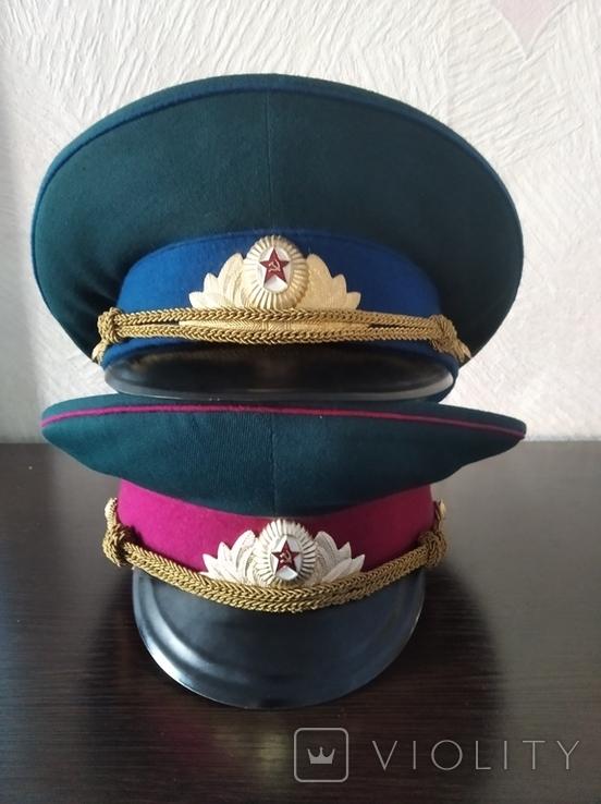 Парадные фуражки СССР, фото №2
