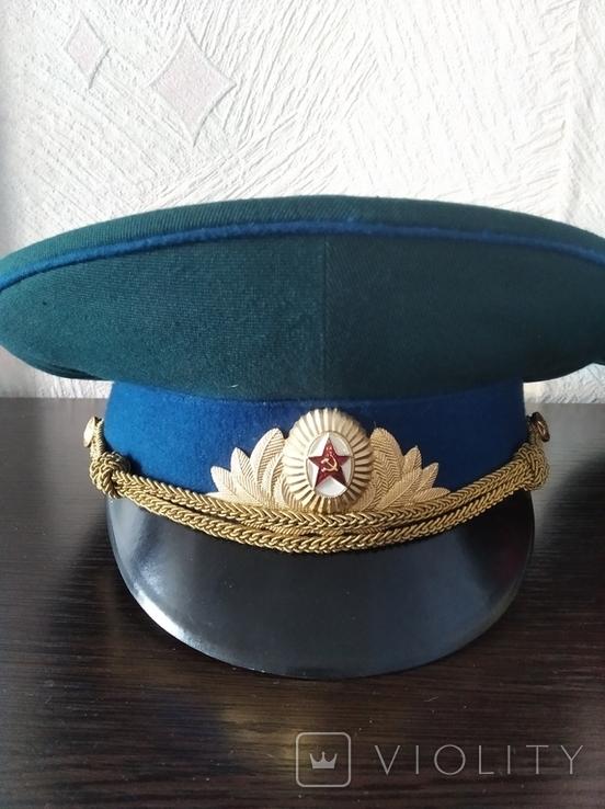 Парадные фуражки СССР, фото №4