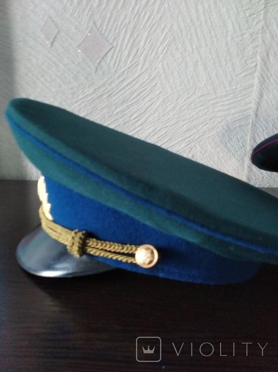 Парадные фуражки СССР, фото №5