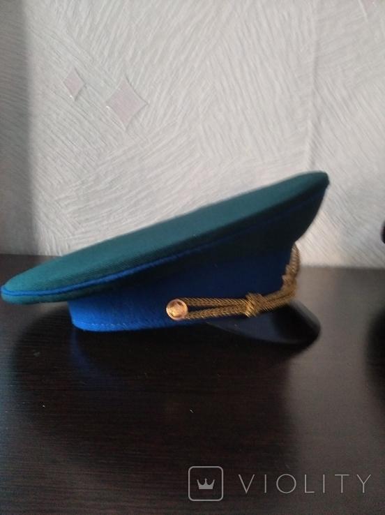 Парадные фуражки СССР, фото №7