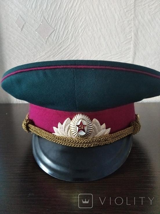 Парадные фуражки СССР, фото №11