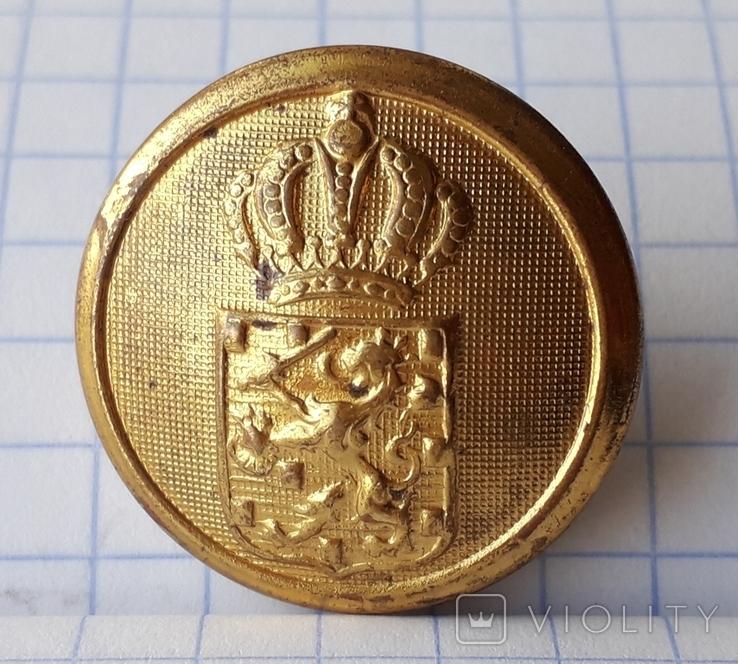 Пуговица Герб, фото №2