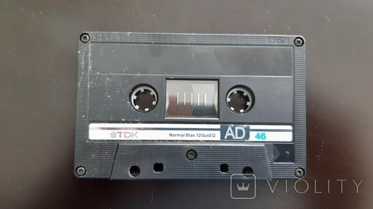 Касета TDK AD 46 (Release year: 1985), фото №4