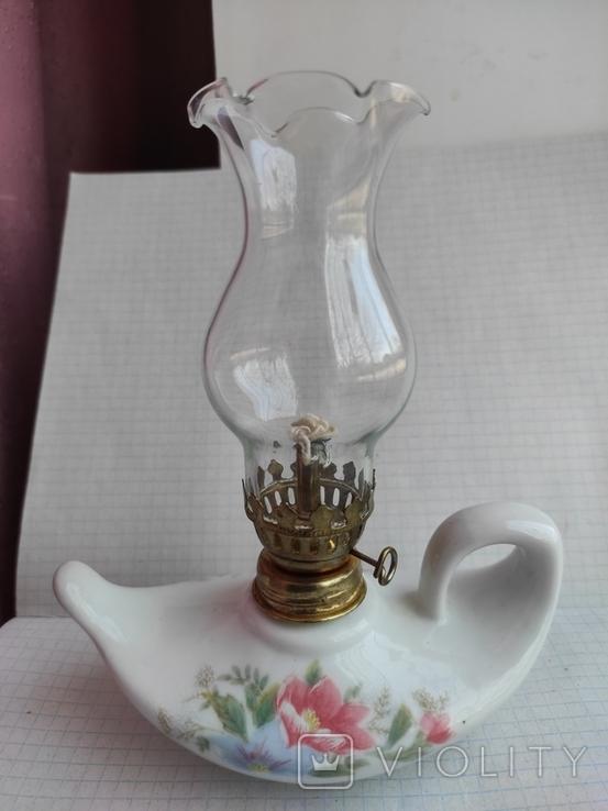 Две керосиновые лампы., фото №3