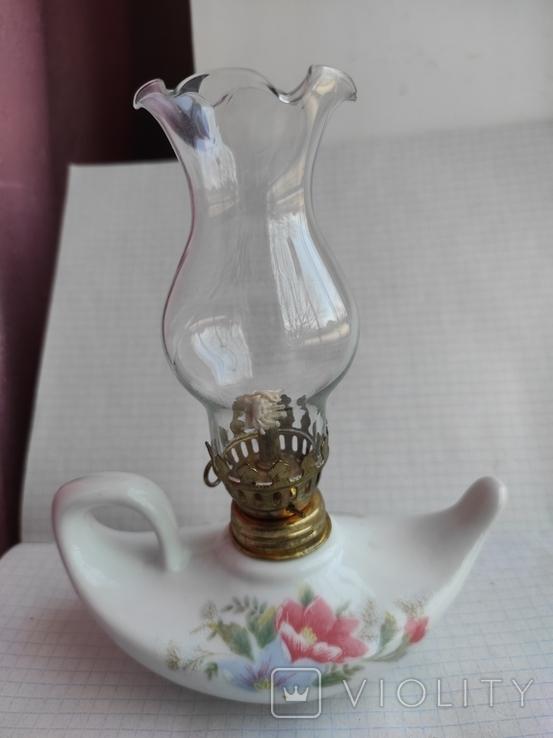 Две керосиновые лампы., фото №5