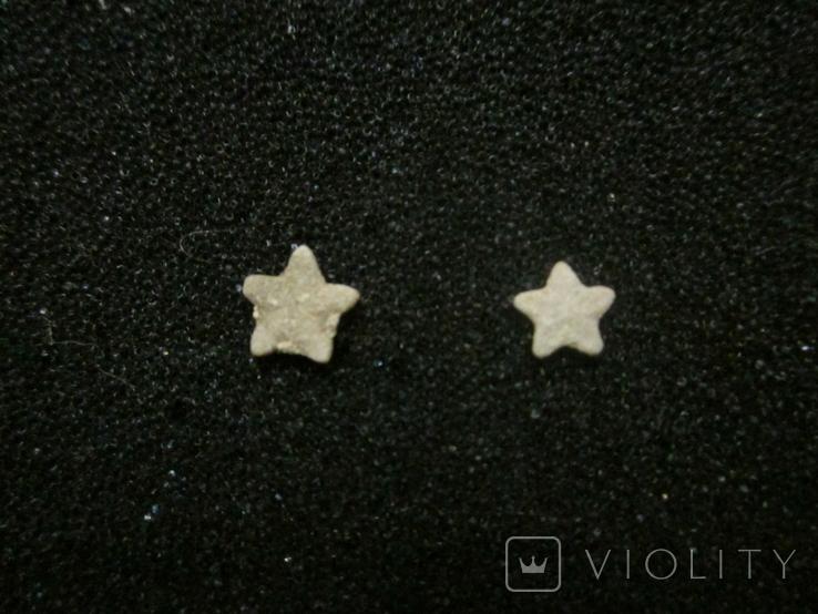 Звёздочки (разновидность морской лилии) 2шт. №4, фото №3