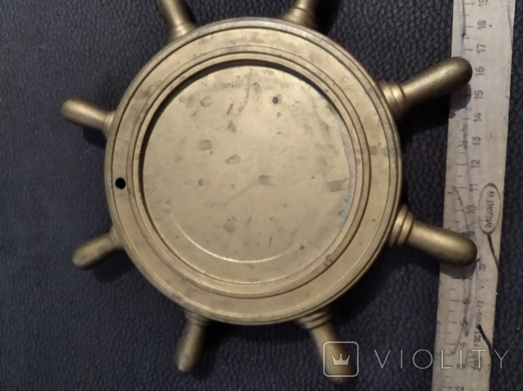 Сувенир штурвал, фото №4