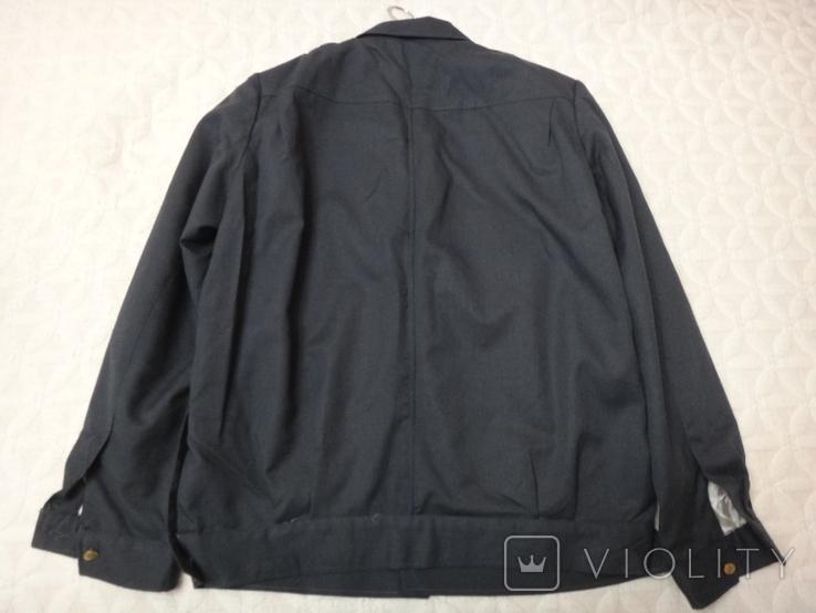 Куртка для милиции (самый ранний вариант), фото №4