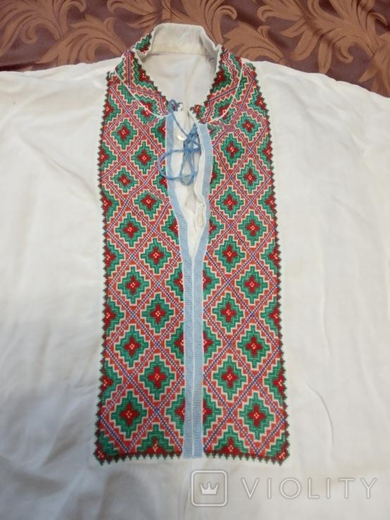 Мужская рубашка, фото №11