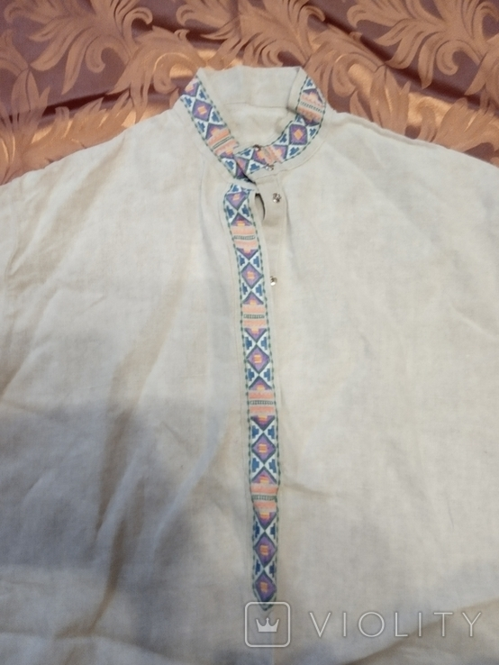 Мужская рубашка, фото №8