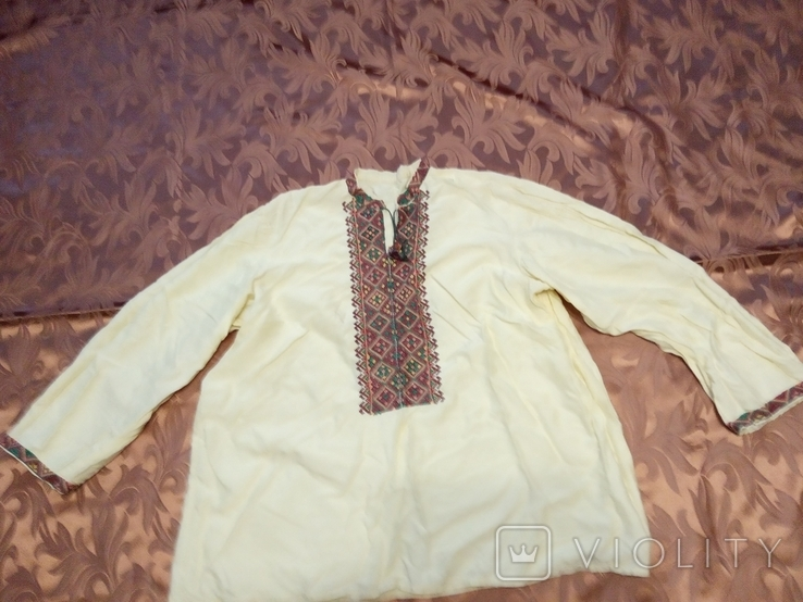 Мужская рубашка, фото №2