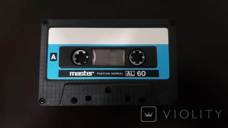 Касета Master AL 60, фото №4