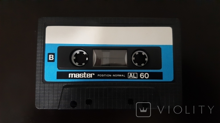 Касета Master AL 60, фото №5