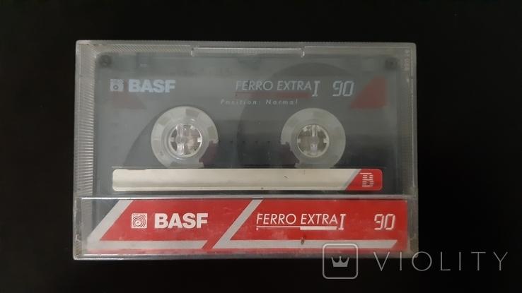 Касета Basf Ferro Extra I (Release year 1991) №1, фото №2