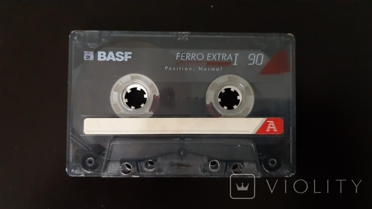 Касета Basf Ferro Extra I (Release year 1991) №1, фото №4