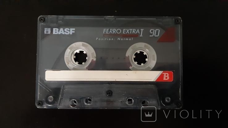 Касета Basf Ferro Extra I (Release year 1991) №1, фото №5