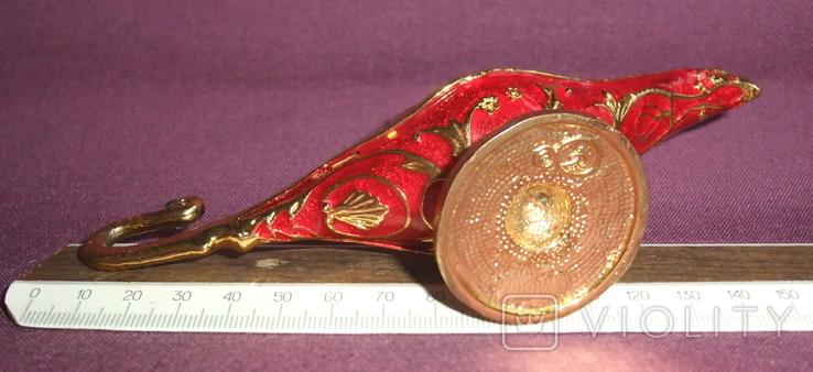 Светильник - лампа маслянная (мини) сувенир с Востока., фото №10