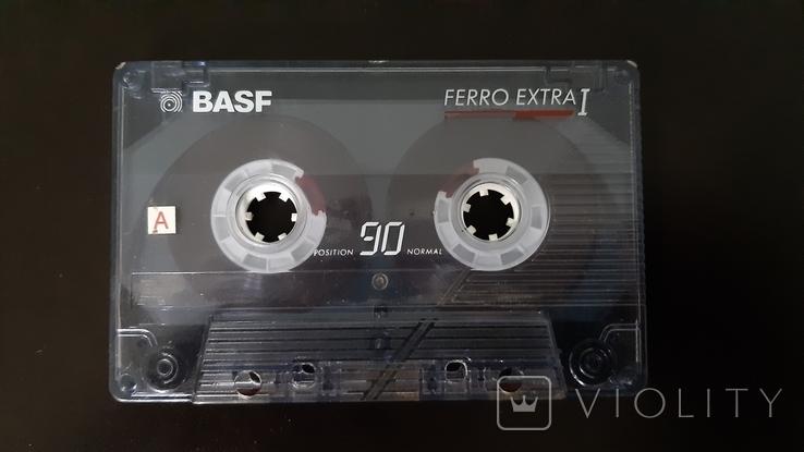 Касета Basf Ferro Extra I (Release year 1991) №2, фото №4