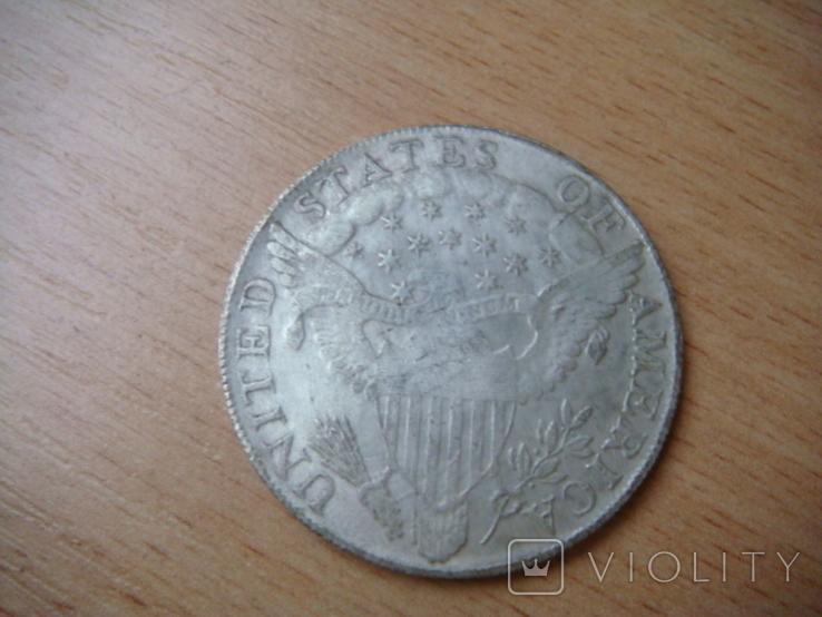 Доллар США 1800 год копия, фото №2