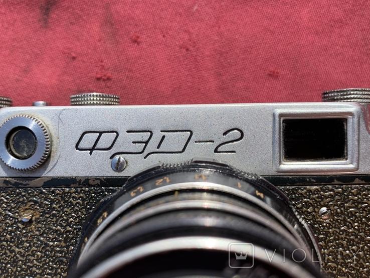 ФЕД 2 на запчасти, фото №9