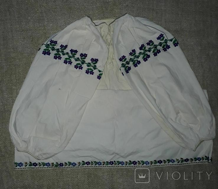 Сорочка вышыта, фото №2
