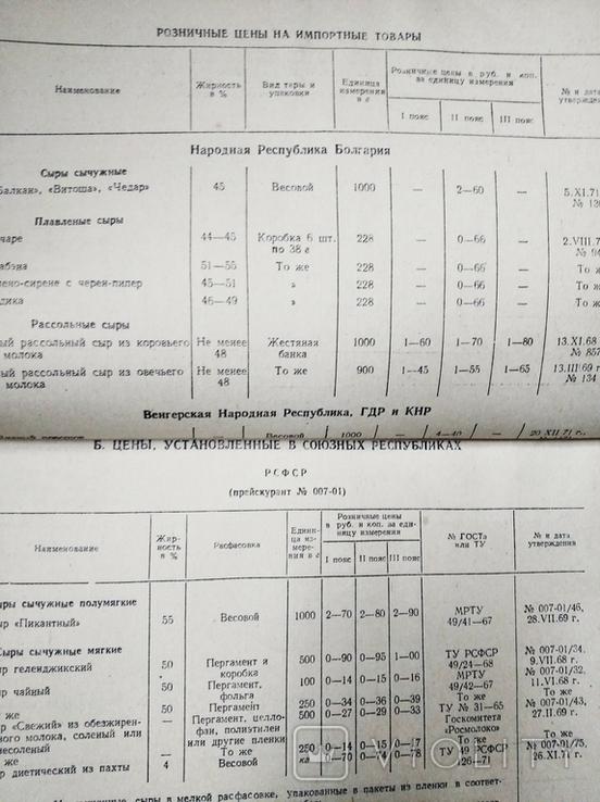 Сборник к прейсукранту №7-1969 года, фото №5