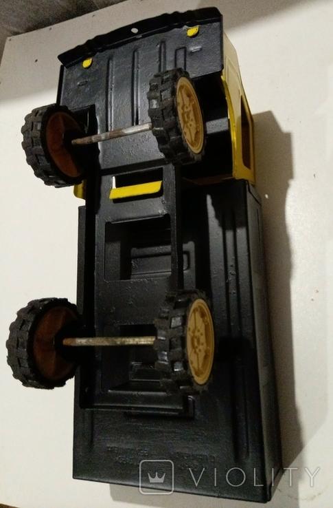 Машинка СССР. Метал., фото №7