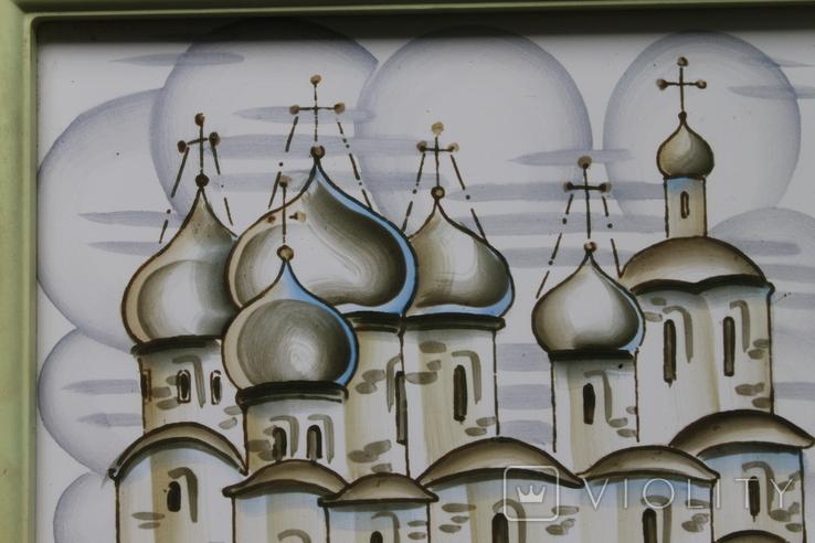 Плакетки Церковь, Монастырь, фото №6