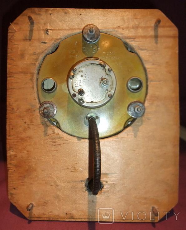 Часы Тип АЧЗ -1 автомобиль ЛАЗ 697-Е Турист ручной автоподзавод ГОСТ-54 завод ЧЧЗ., фото №3