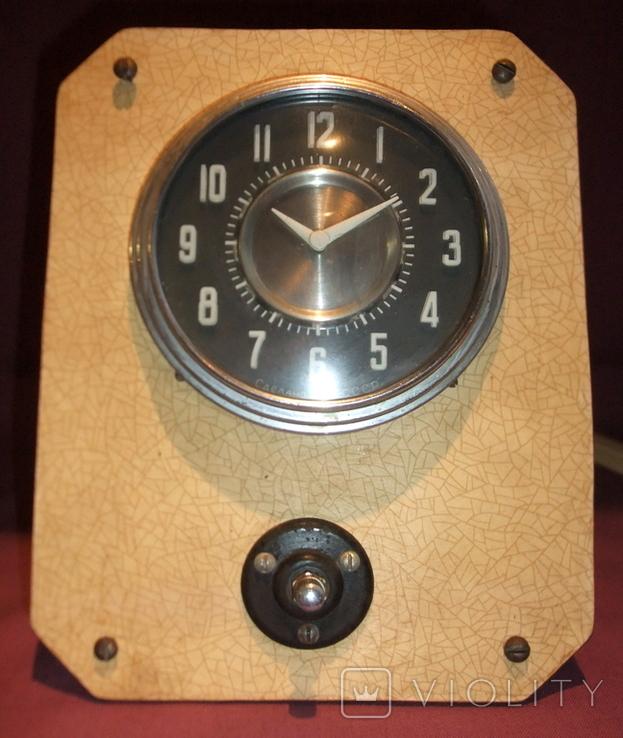 Часы Тип АЧЗ -1 автомобиль ЛАЗ 697-Е Турист ручной автоподзавод ГОСТ-54 завод ЧЧЗ., фото №6