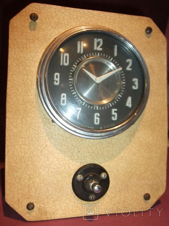 Часы Тип АЧЗ -1 автомобиль ЛАЗ 697-Е Турист ручной автоподзавод ГОСТ-54 завод ЧЧЗ., фото №8