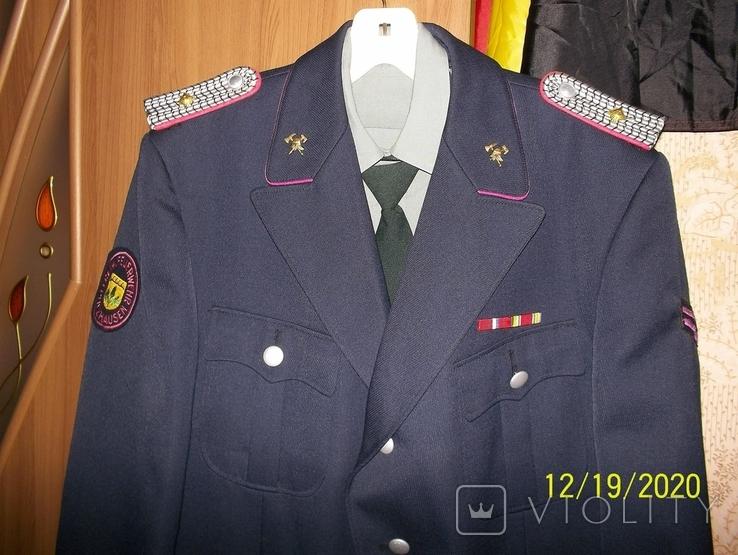 Китель офицерский германия.  10., фото №3